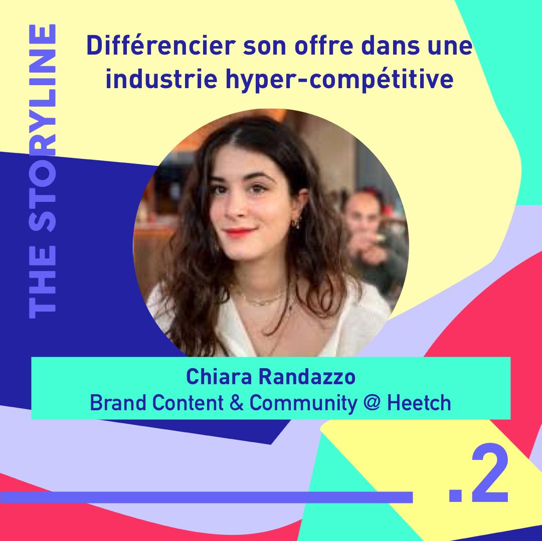 #2 - Différencier son offre dans une industrie hyper-compétitive