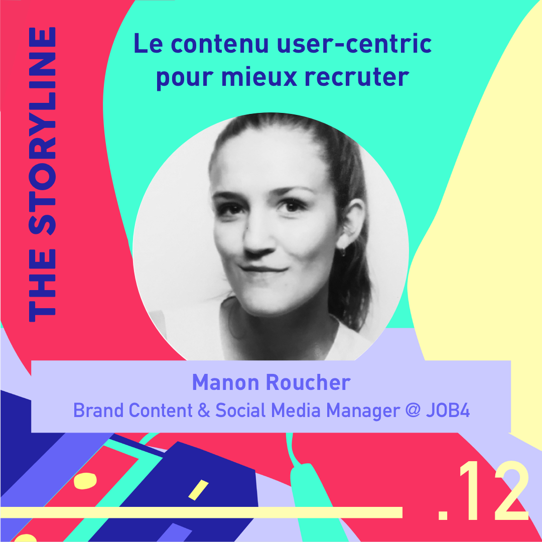 #12 - Le contenu user-centric pour mieux recruter