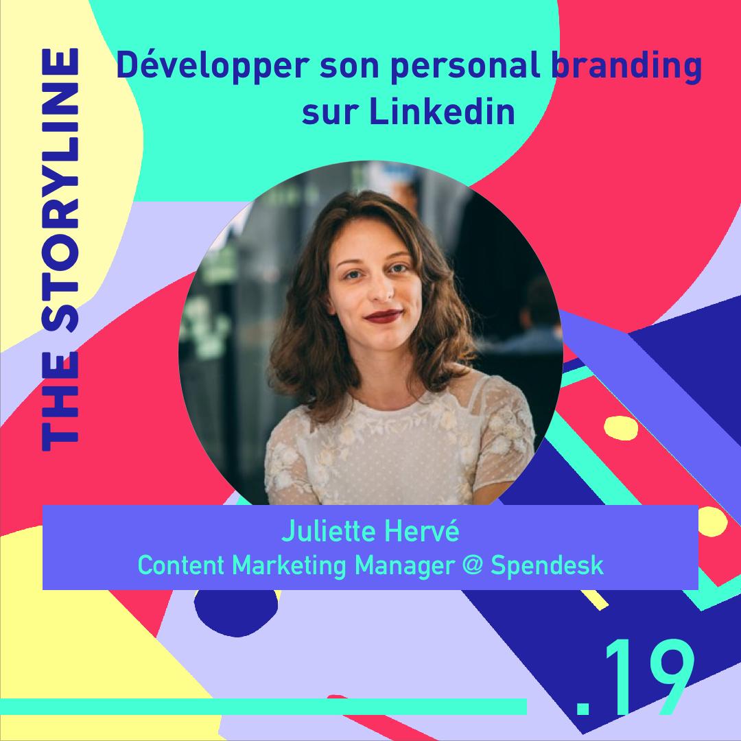 #19 - Développer son personal branding sur Linkedin