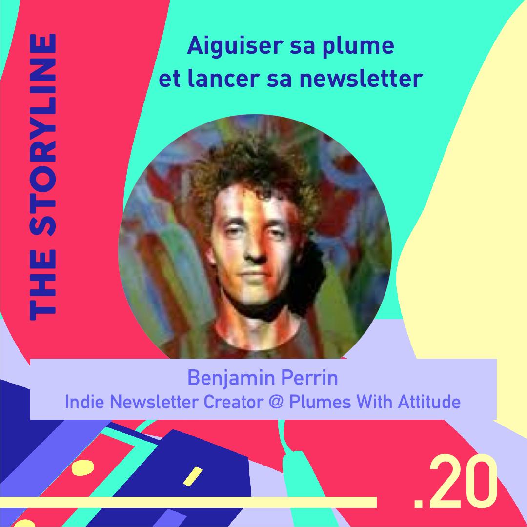 #20 - Aiguiser sa plume et lancer sa newsletter