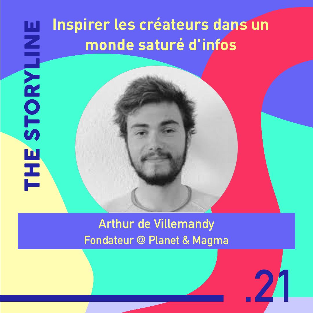 #21 - Inspirer les créateurs dans un monde saturé d'infos