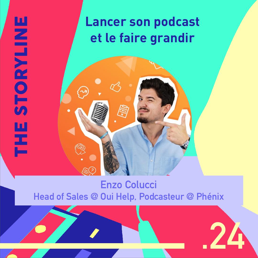 #24 - Lancer son podcast et le faire grandir