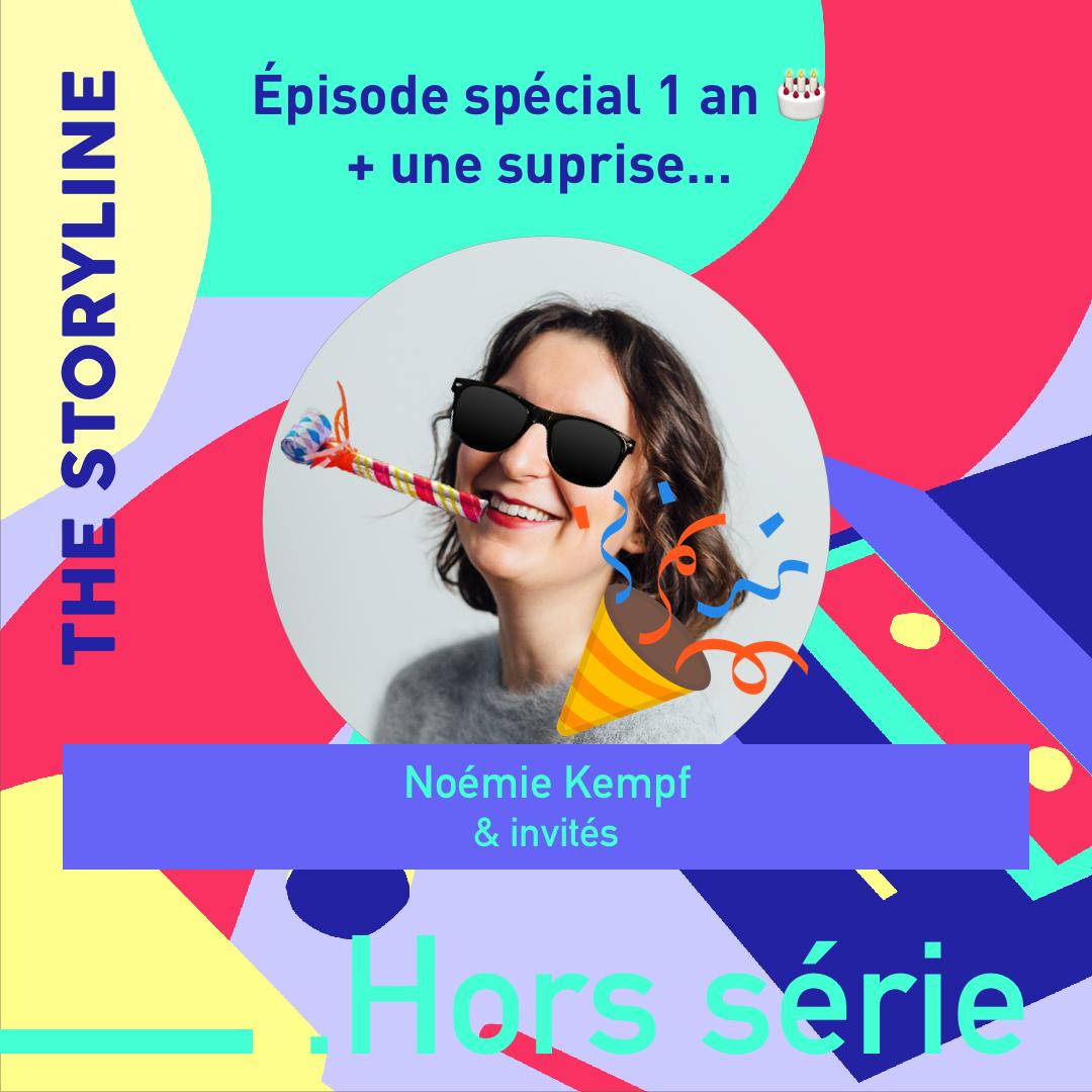 #Hors série - Spécial 1 an du podcast 🎂