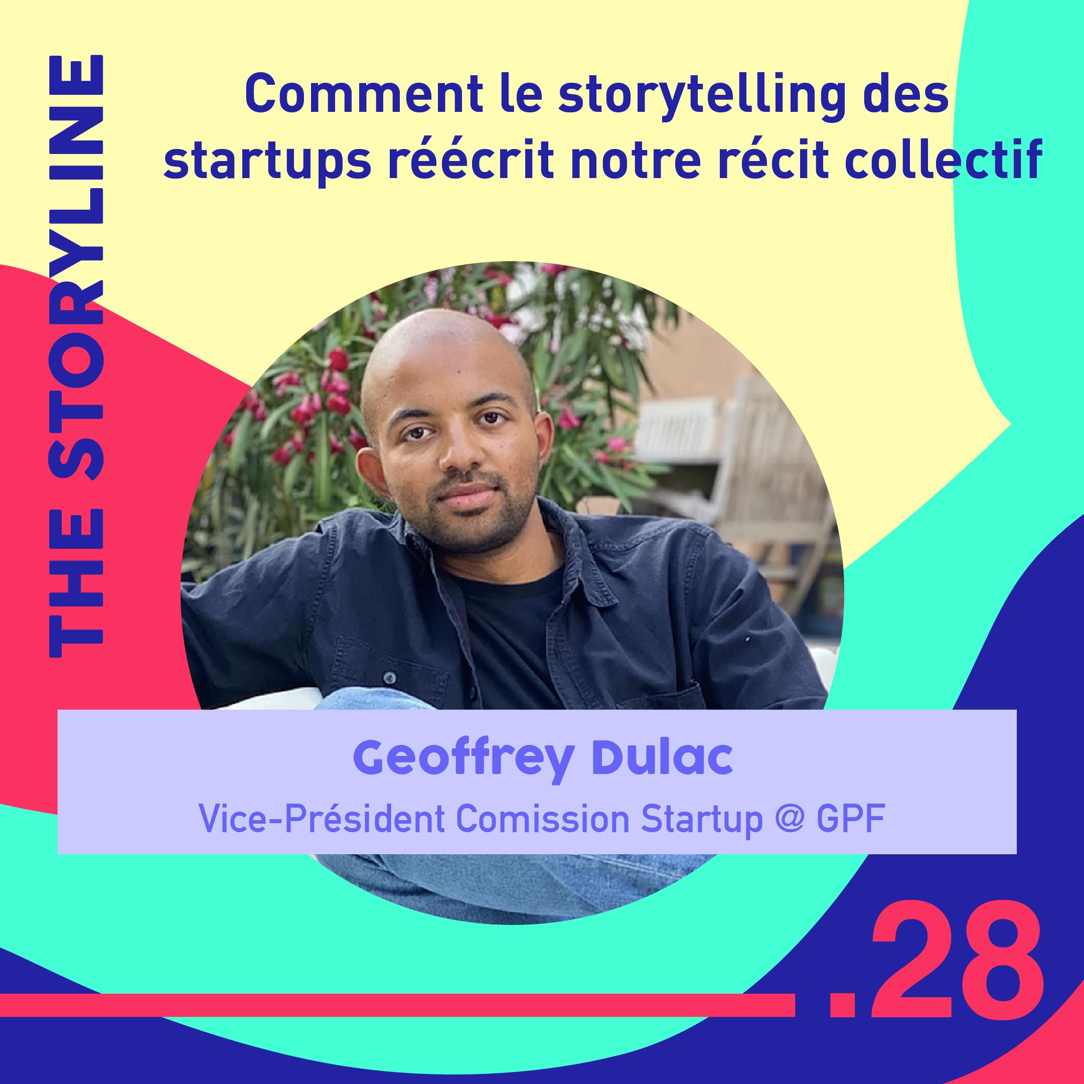 #28 - Comment le storytelling des startups réécrit notre récit collectif
