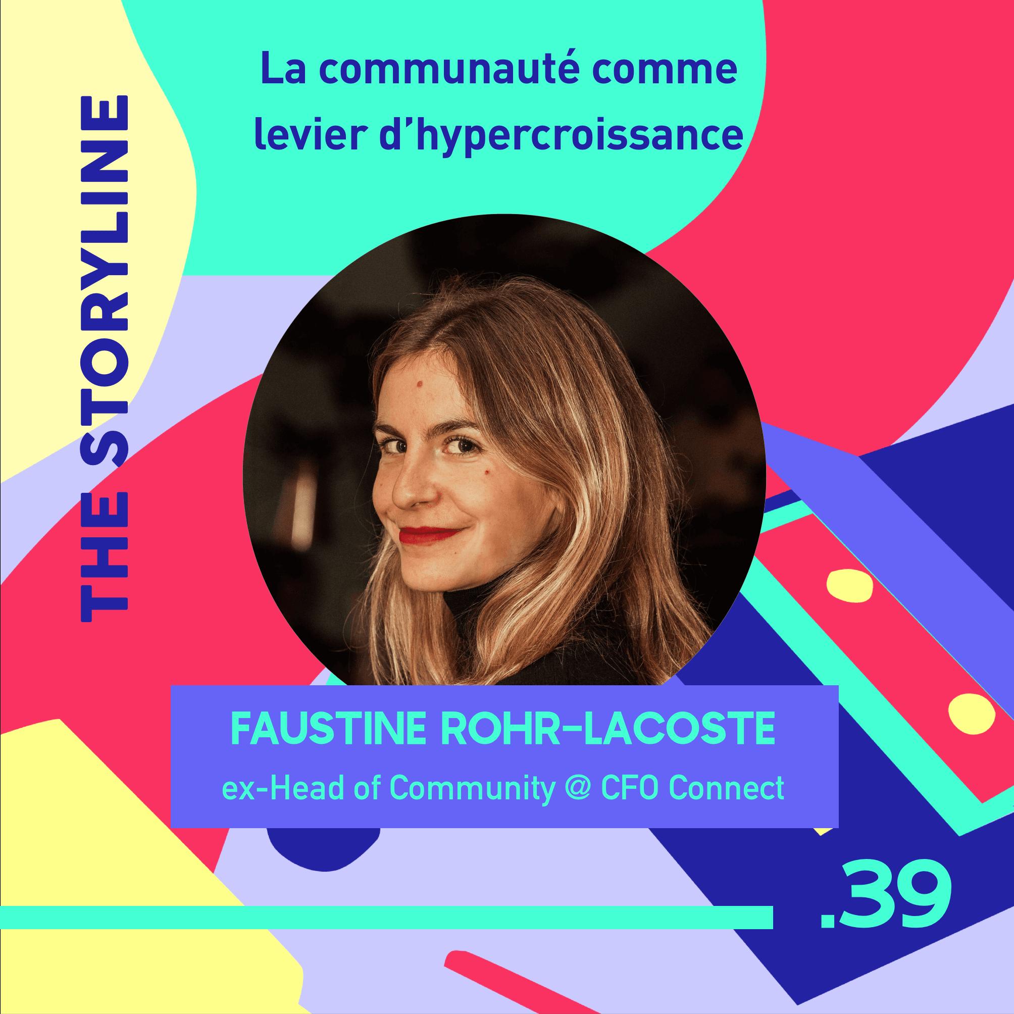 #39 - La communauté comme levier d'hypercroissance, avec Faustine de CFO Connect